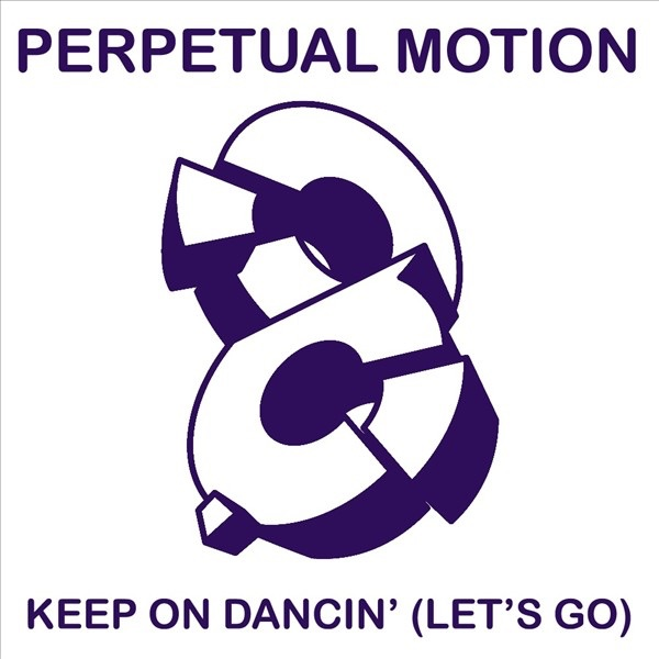 Cover art for Keep On Dancin' (Let's Go)