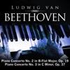 Beethoven: Piano Concerto No. 2 In B-Flat Major, Op. 19 & Piano Concerto No. 3 In C Minor, Op. 37 ジャケット写真