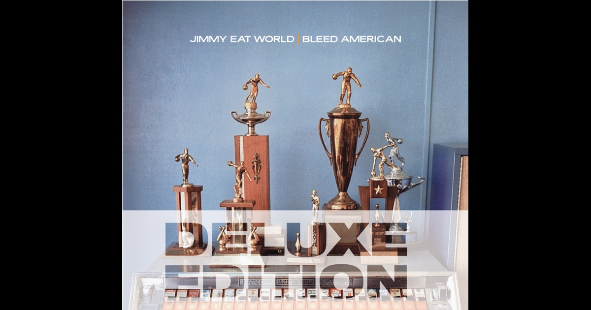 Bleed American (Deluxe Edition) by Jimmy Eat World on ...