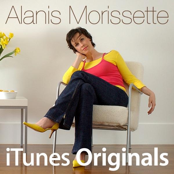 Alanis Morissette mit Thank U