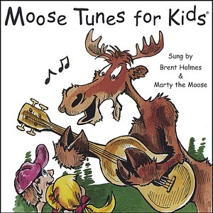 Brent Holmes & Marty the Moose - The Moose In the Middle of the Road