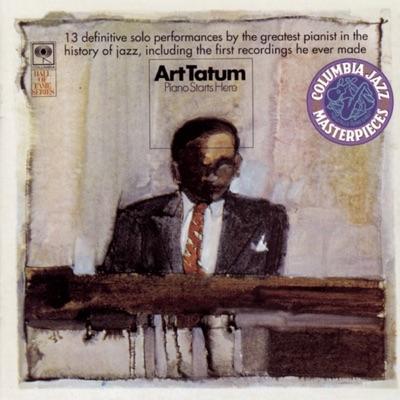 Piano Starts Here - Art Tatum