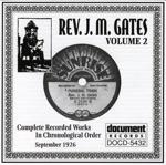 Rev. J.M. Gates - Amazing Grace (35987)
