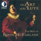 Ronn McFarlane - Fugue in G Minor, BWV 1000