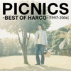 PICNICS -BEST OF HARCO- [1997-2006] ジャケット写真