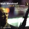 Man of Many Colors, Walt Weiskopf, Brad Mhldau, John Patitucci & Clarence Penn