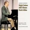 Why Was I Born  - Ralph Sutton Trio