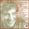 Leonard Bernstein & New York Philharmonic - Bernstein Century  Childrens Classics Prokofiev Peter and the Wolf SaintSaëns Carnival of the Animals Britten Young Persons Guide Album