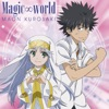Magic∞world - EP ジャケット画像