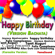 Happy Birthday (Bachata Version) - Famasound