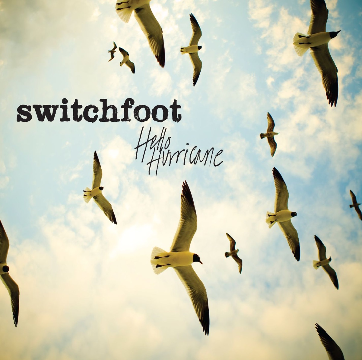 Hello Hurricane Album Cover by Switchfoot