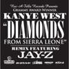 Diamonds from Sierra Leone Remix Single