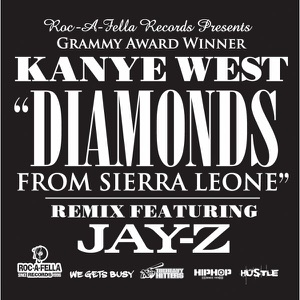Diamonds from Sierra Leone (Remix) - Single Mp3 Download