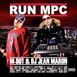 M-Dot & DJ Jean Maron - Be Easy feat. Chino XL, Torae, B.A.M. & Lyric Jones