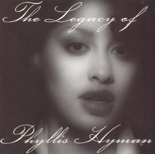 Phyllis Hyman - Betcha By Golly Wow