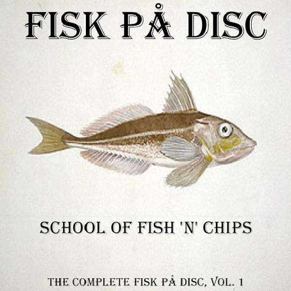 School of fish 39 n 39 chips the complete fisk p disc vol for Wave fish and chips