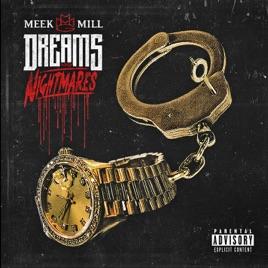"Meek mill ""dreams & nightmares"" deluxe edition tracklist & cover."