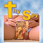 Thy Spy: True Confessions of a Gospel Gumshoe