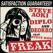 Freak (feat. Steve Bays) - Single