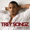 I Need a Girl / Brand New - Single ジャケット写真