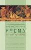 John Keats, Samuel Taylor Coleridge, Christopher Marlowe, and more - The Classic Fifty Poems artwork