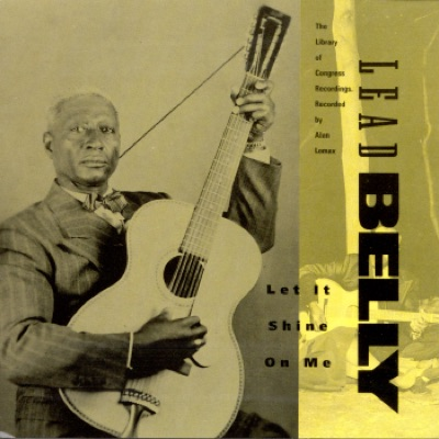 The Library of Congress Recordings: Leadbelly - Let It Shine on Me, Vol. 3 - Lead Belly