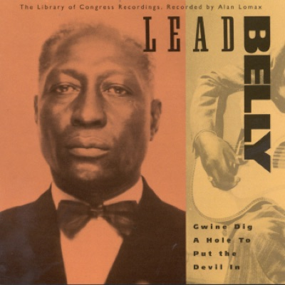 The Library of Congress Recordings: Leadbelly - Gwine Dig a Hole to Put the Devil In, Vol. 2 - Lead Belly