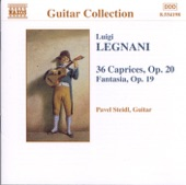 Pavel Steidl - Legnani: Fantasia, 36 Caprices - 36 Caprices - 30. Maestoso