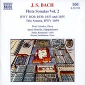 Petri Alanko, Hann Juutilainen - Johann Sebastian Bach: Trio Sonata in G major, BWV 1039 - I. Adagio II. Allegro ma non presto III. Adagio e piano IV. Presto