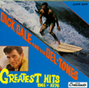 Dick Dale & His Del-Tones - Greatest Hits 1961-1976  artwork