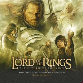 The Lord Of The Rings: The Return Of The King (Soundtrack From The Motion  Picture) Howard Shore
