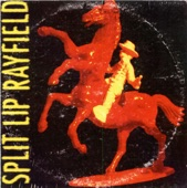 Split Lip Rayfield - Flat Black Rag