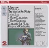 William Bennett - Mozart: Flute Quartet No.3 in C, K.App.171 - 1. Allegro