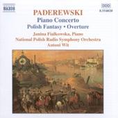 Ignacy Jan Paderewski - Piano Concerto in A Minor, Op. 17: II. Romanza: Andante