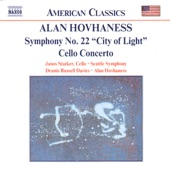 János Starker/Seattle Symphony Orchestra/Dennis Russell Davies - Cello Concerto, Op. 17: II. Allegro