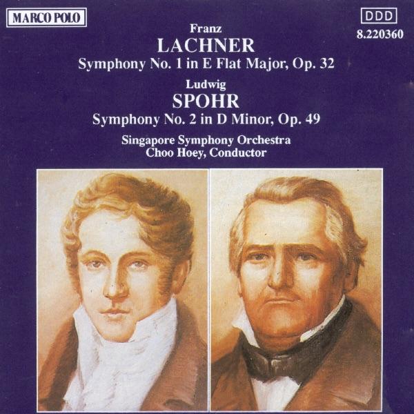 lachner-symphony-no-1-spohr-symphony-no-2