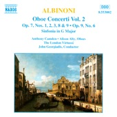 Classical Artists - Oboe Concerto in B-Flat Major Op. 7, No. 3 - I. Allegro