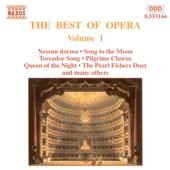 "Rusalka, Op. 114, Act I: O Silver Moon, ""Song to the Moon"" artwork"