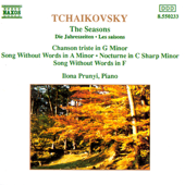 12 Pieces, Op. 40: No. 6, Song Without Words in A Minor