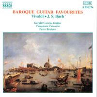 Camerata Cassovia, Gerald Garcia & Peter Breiner - Baroque Guitar Favourites artwork