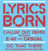 Lyrics Born - Callin' Out