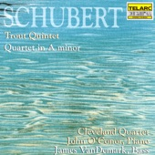 "John O'Conor - Piano Quintet in A major, ""Trout:"" IV. Tema. Andantino (Theme and Variations)"