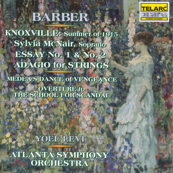 music of samuel barber by atlanta symphony orchestra sylvia  music of samuel barber by atlanta symphony orchestra sylvia mcnair yoel levi on apple music
