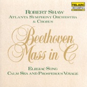 Robert Shaw - Mass in C Major: I. Kyrie