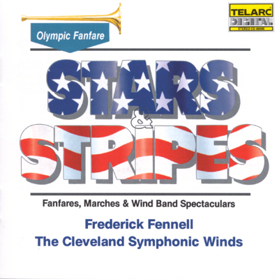 Olympic Theme - Frederick Fennell & The Cleveland Symphonic Winds song