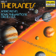 Holst: The Planets - André Previn, Brighton Festival Chorus & Royal Philharmonic Orchestra - André Previn, Brighton Festival Chorus & Royal Philharmonic Orchestra