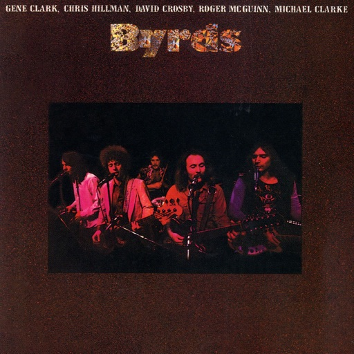 Art for Full Circle by The Byrds