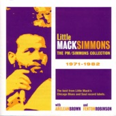 Little Mack Simmons - Mother-In-Law Blues