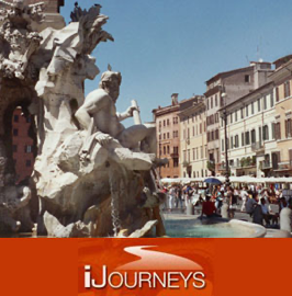 iJourneys Old Rome: Historic Center of the 2,000 Year-Old City (Original Staging) audiobook