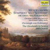 """Cleveland Orchestra - Symphony No. 3 in A Minor, Op. 56 - """"Scottish"""": IV. 1. Allegro Vivacissimo/2. Allegro Maestoso Assai"""